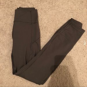 Perfect condition Lululemon In The Movement Pant